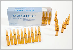 Musclebig Serum Intensive, Simildiet