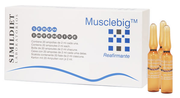 MUSCLE BIG Caja 20 blisters