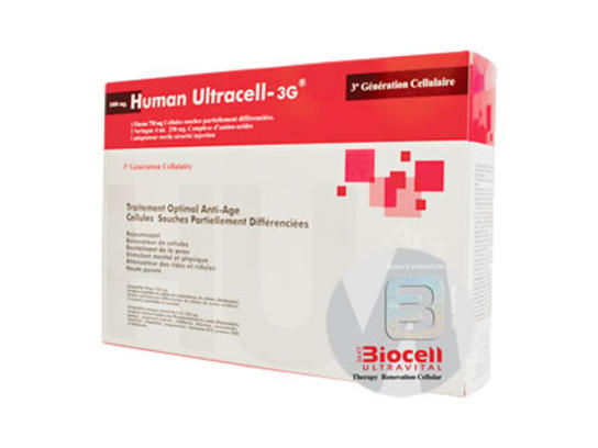 Human Ultracell 3G (inyectable)