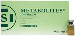 METABOLITES Reductor ION-SERUM