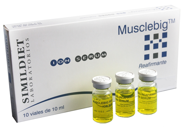 Musclebig ION-SERUM Reafirmante